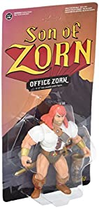 Funko Hijo de Zorn Business Versión Figura de acción