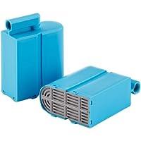 Menalux CA03 Cassette Anticalcaire pour Fer à Repasser et Centrale Vapeur Compatible pour EMC / FG 1070