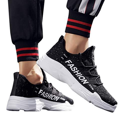 Luckycat Damenschuhe Freizeitschuhe Turnschuhe Laufschuhe Wanderschuhe Reise Schuhe Sportschuhe Flache Schuhe Atmungsaktive Schuhe Mesh-Schuhe Outdoor-Schuhe Bequeme Schuhe