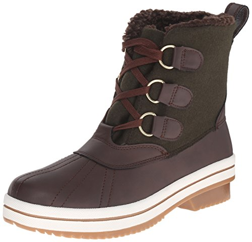 Madden Girl Chiill Winter Boot Brown/Multi