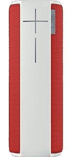 Ultimate Ears BOOM Kabelloser Bluetooth Lautsprecher (360° Sound, spritzwassergeschützt, 15 Meter kabellose Reichweite) rot (B00DZJAB20) | Amazon price tracker / tracking, Amazon price history charts, Amazon price watches, Amazon price drop alerts