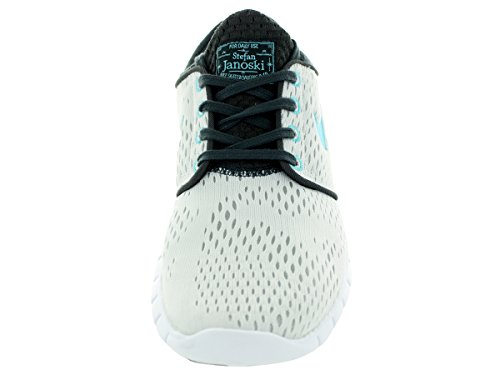 Nike Jungen Stefan Janoski Max Skaterschuhe White/Clear Water/Anthracite/Black