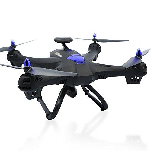 WYXlink Globale Drohne 6-Achsen X183 mit 2MP WiFi FPV HD Kamera GPS Brushless Quadcopter - 2