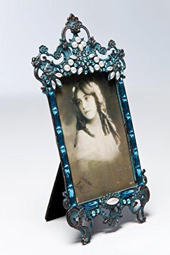 Kare 35975 Rahmen Mylady Pearls Rectangular, 10 x 15 cm
