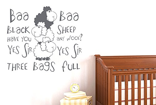 nursery-rhyme-baa-baa-black-sheep-have-you-any-wool-wall-stickers-art-decals-large-height-57cm-x-wid