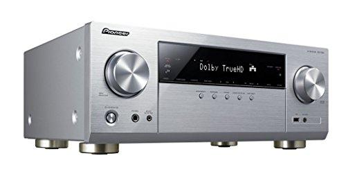 Pioneer VSX-832 5.1 Netzwerk AV-Receiver mit Dolby Atmos, Multiroom und integriertem WiFi & Bluetooth unkomplizierten Musik-Streaming - Av-receiver Netzwerk