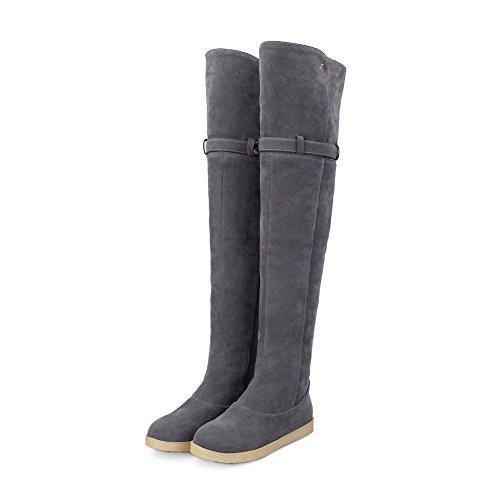 BalaMasa - Stivali da Neve donna Gray