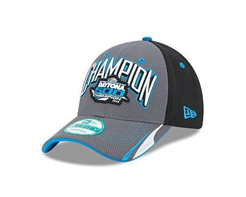 nascar-joe-gibbs-racing-denny-hamlin-2016-daytona-500-championship-9forty-cap-one-size-gray-by-new-e