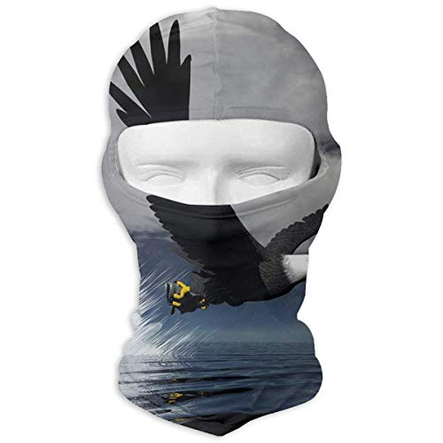 Sdltkhy Flying Eagle Winter Ski Mask Balaclava Hood - Wind-Resistant Face Mask Fashion8