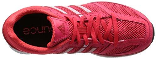 adidas Mana Rc Bounce W, Chaussures de Running Entrainement Femme Rouge - Rojo (Rojimp / Ftwbla / Rojray)