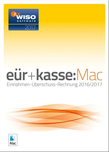 WISO eür+kasse:mac 2017 [Mac Download]