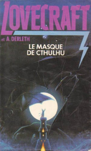 Le Masque de Cthulhu (Presses pocket)