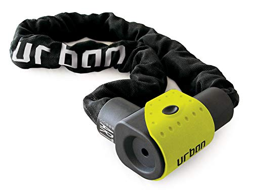 URBAN 10K170 cadena antirrobo alta seguridad homologado ART3, ø10, 170cm