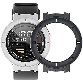 SIKAI Protector Case Funda para Amazfit Verge 3 Smartwatch Moda ...