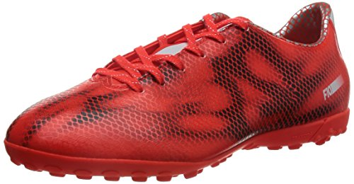 Adidas F10 Turf, Chaussures de Football Homme Rouge