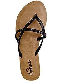 Volcom Awesome Sandal Gold talla 38/39 J6uYOptWDc