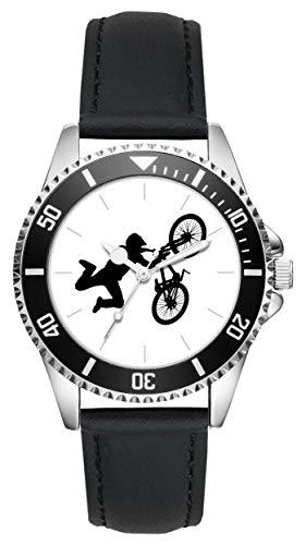 Geschenk für BMX Radsport Uhr L-6118