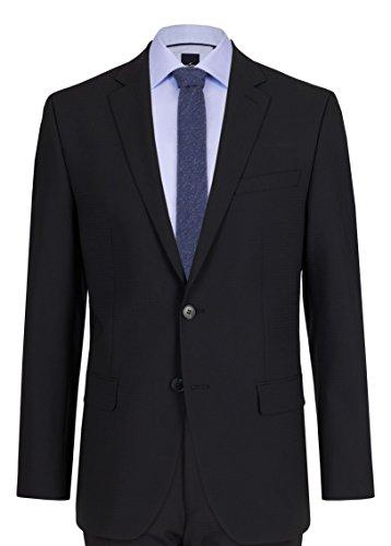 Michaelax-Fashion-Trade - Costume - Uni - Manches Longues - Homme Noir (990)