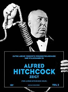 The Alfred Hitchcock Hour - Part 2 (10 Ep.) - 3-DVD Set ( The Alfred Hitchcock Hour - Part Two - 10 Episodes )