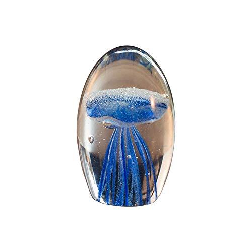 Cristal Medusas Figuritas