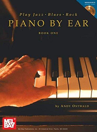 Play Jazz Blues Rock Piano By Ear Book O