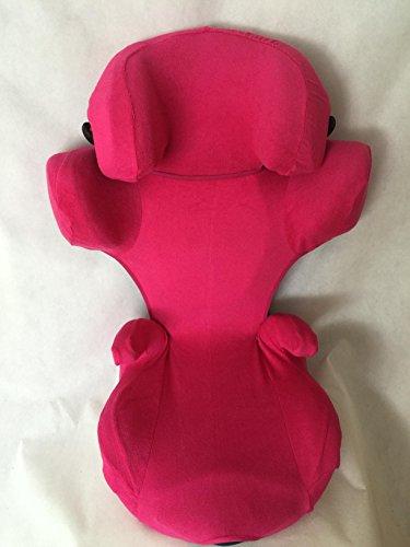Preisvergleich Produktbild Sommerbezug Schonbezug Frottee für Kiddy Cruiserfix 3 Frottee 100% Baumwolle pink