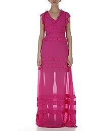 Amazon.it  vestiti da sera - Pinko   Vestiti   Donna  Abbigliamento 0bb667b9c56