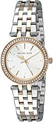 Michael Kors Analogue Silver Dial Womens Watch - MK3298