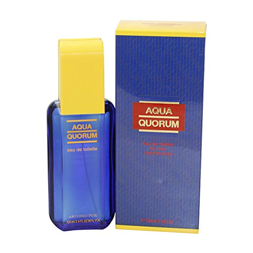 Antonio Puig Aqua Quorum By Antonio Puig For Men (Eau De Toilette, 100 ML)
