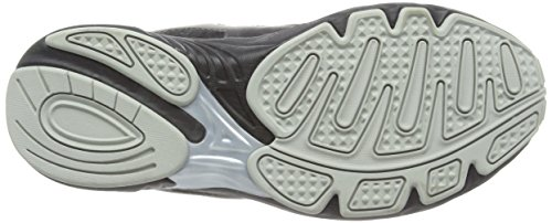Bruetting - Force, Scarpe da corsa Uomo Nero (Schwarz/grau)