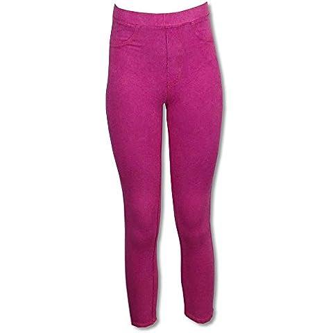 Firefly Tight pantaloni Pania per da donna M Fresia rosa (Frontale Jeans Aderenti)