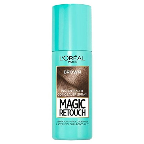 L'Oréal Paris Magic Retouch 3 chatain/Medium Marron (lot de 4)
