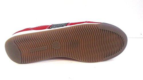 ara1234429-10 - Scarpa stringata Donna Rosso (rosso)
