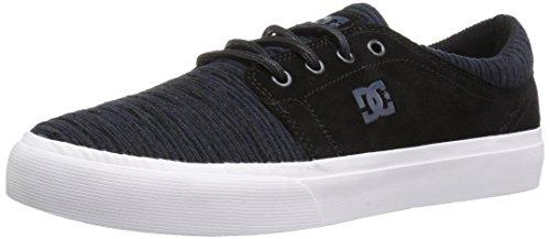 Le Sapatos Trase Amanhecer Tx Preto Homens Dc Skate n7FfASf