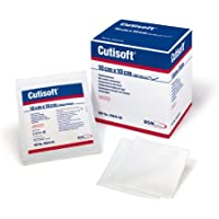 Cutisoft Vlieskompressen 10x10 cm Steril, 50X2 St preisvergleich bei billige-tabletten.eu