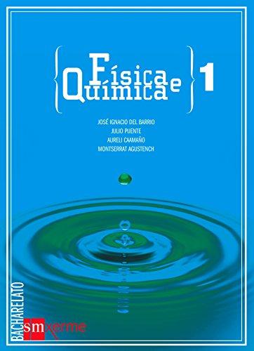 Portada del libro Física e química. 1 Bacharelato - 9788498540949