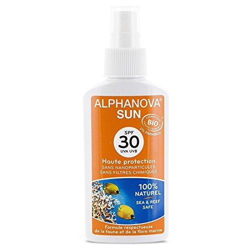 Organics Spf 30 Sunscreen (Organic Sunscreen SPF 30 by Alphanova)