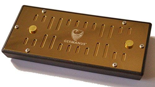 GERMANUS Sigaro Puro Humidor Humidificador Casete