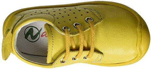 Naturino Naturino 4413, Chaussures Bébé marche mixte bébé Gelb (Gelb)