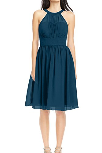 Ivydressing - Robe - Trapèze - Femme Bleu encre