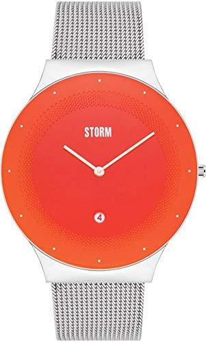 Storm London TERELO Red 47391/R Reloj de Pulsera para Hombres