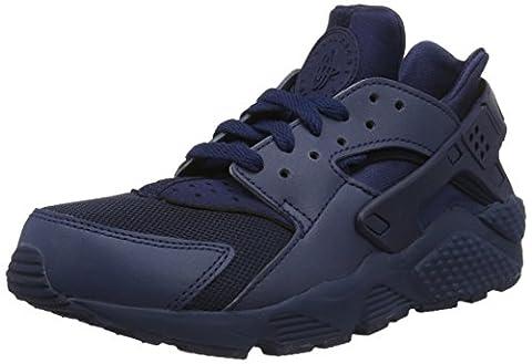 Nike Air Huarache, Men's Low-Top Sneakers, Azul, 8 UK