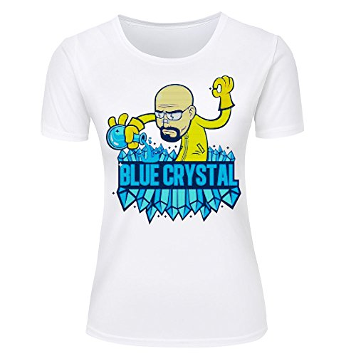 Blue Crystal Raise Hell Women's T-shirts S