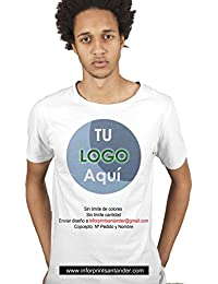 Camiseta Personalizada Color (M)