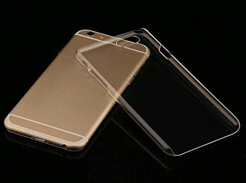 """itronik® 0,35mm Ultra Slim flacher Bumper - die dünnste flexible Schutzhülle für Apple iPhone 6 (4,7"""") - Bumpers Case Hülle Schale Schutz Tasche (grün) klar durchsichtig"""