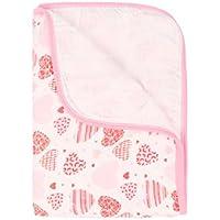 Manta Swaddle suave y acogedora de una capa de algodón y muselina, Ropa Burpy para dormir profundamente, manta de coche 100x140cm para recién nacido unisex