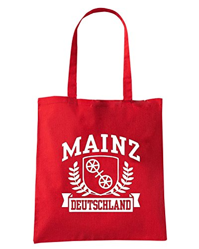 T-Shirtshock - Borsa Shopping TSTEM0236 mainz deutschland (3) Rosso