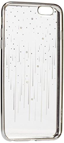 Devia, Cover per Iphone 6/6S Plus, BRA002456 Multicolore (Oro champagne) Argento