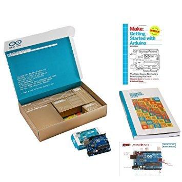 Arduino - Kit iniciación Oficial Maquillaje: Empezar