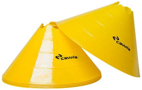 cawila-coni-di-marcatura-10-pz-giallo-gelb-15-cm